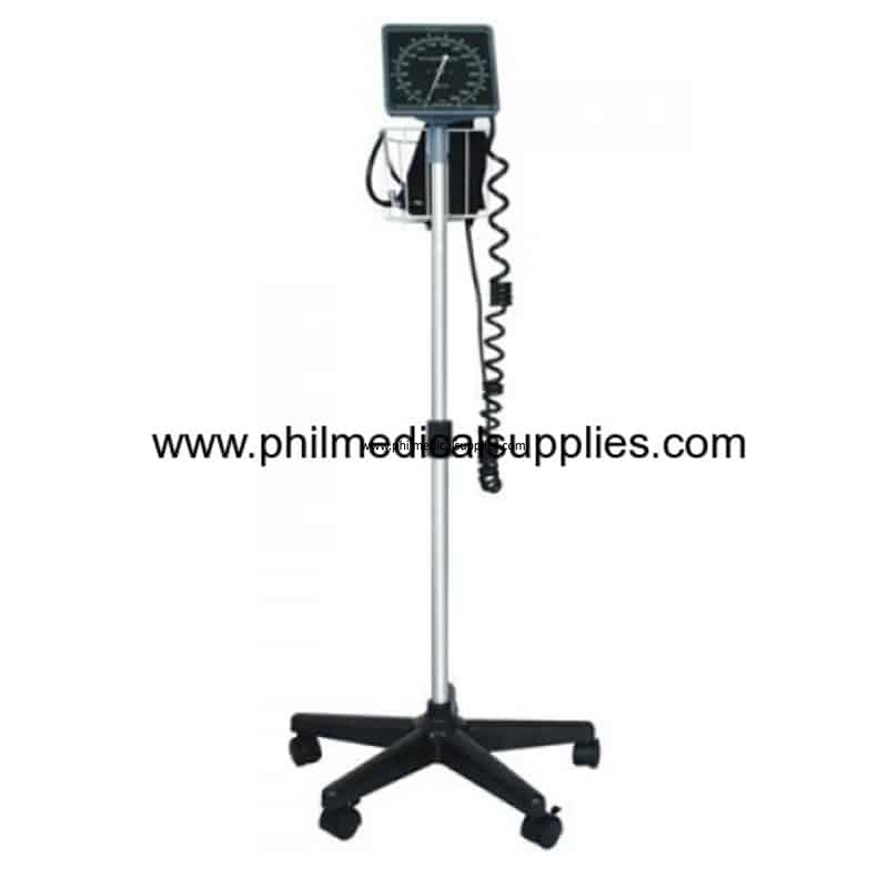 Bp Aneroid With Wheels Baxtel Philippine Medical Supplies