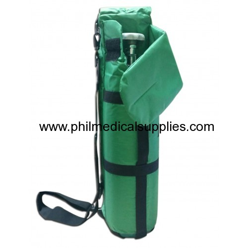 Oxygen Bag With Sling For 5lbs Tank